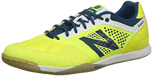 New Balance Audazo Indoor Football Trainers – Yellow – Size 9
